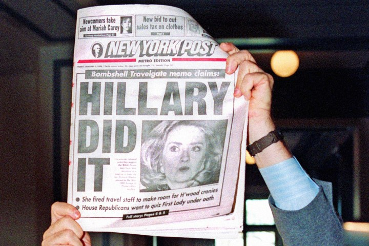 hillary-clinton-vince-foster-new-york-post