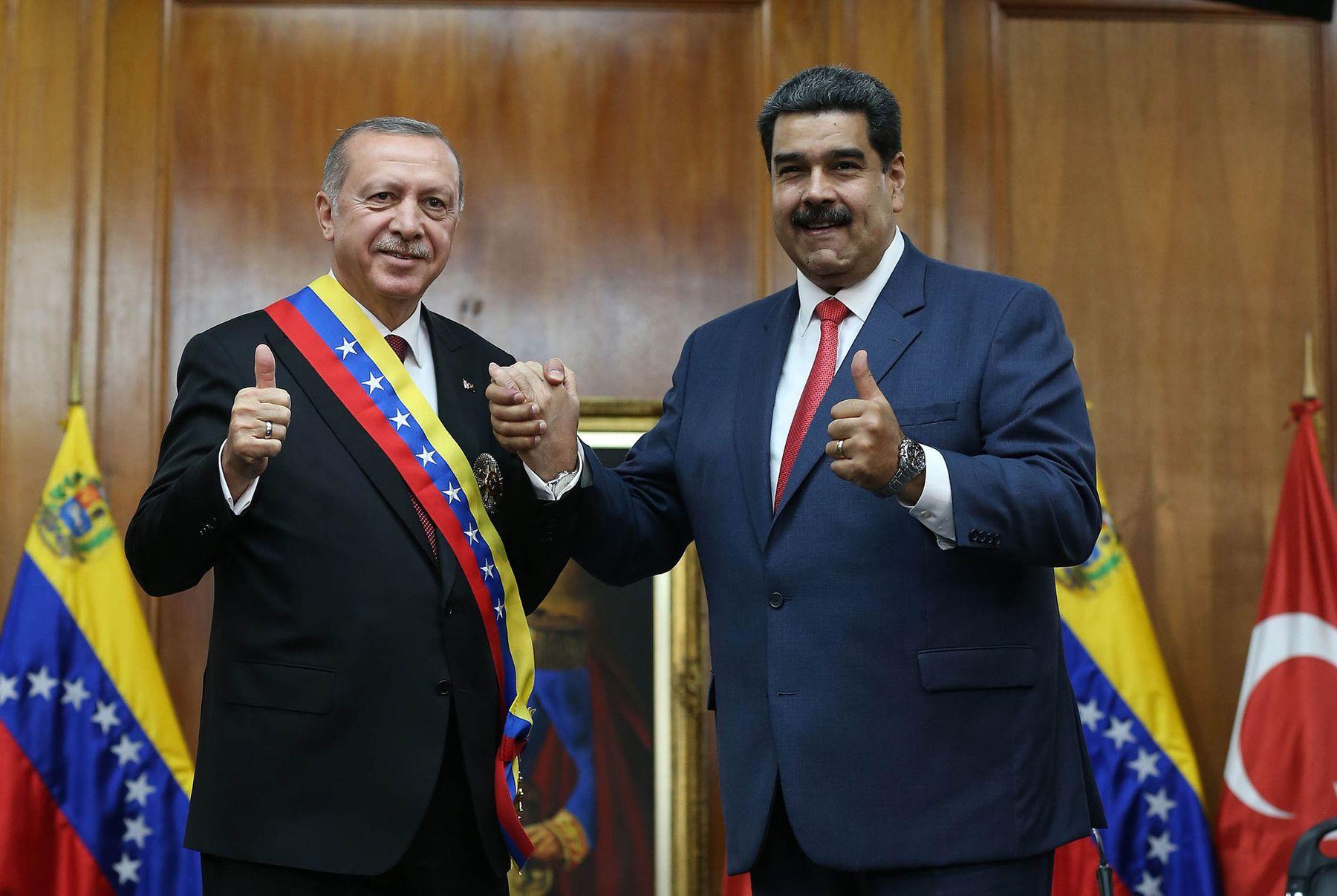 Il nuovo schema commerciale tra Venezuela e Turchia